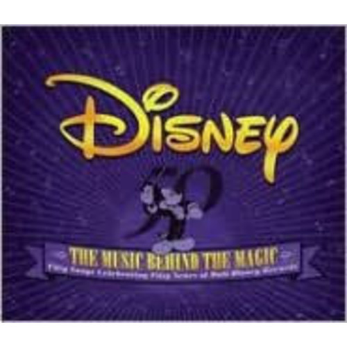 Disney: The Music Behind the Magic