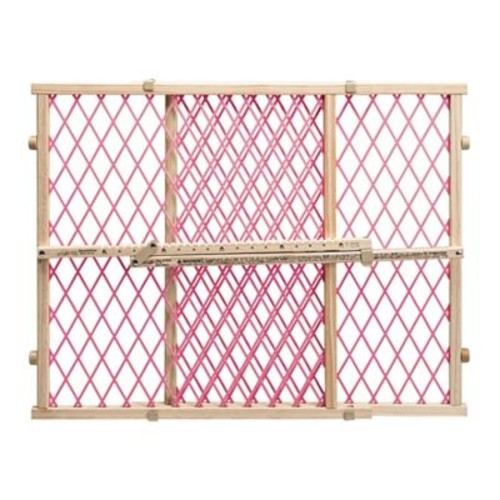 Evenflo Position and Lock Gate; Pink