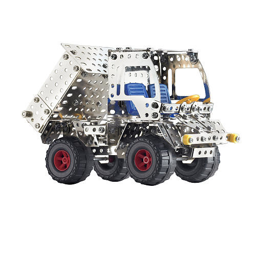 Nuts and Bolts Pro Builder All Terrain Dump Truck Building Set