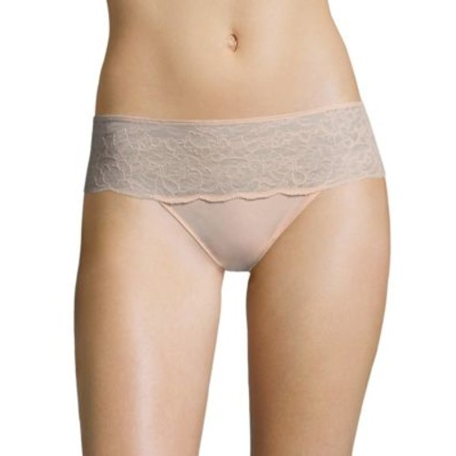 Retouch Mid-Rise Thong