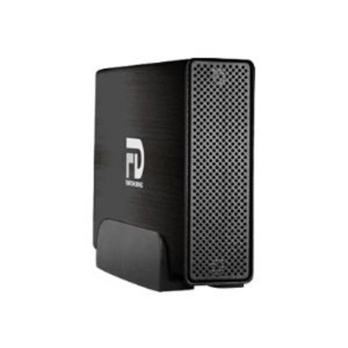 Fantom Drives Gforce3 - Hard drive - 8 TB - external ( desktop ) - USB 3.0 - brushed black