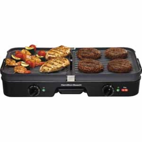 Hamilton Beach 3-In-One Electric Grill/Griddle