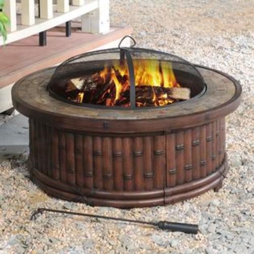 Sunjoy Tecumseh Fire Pit