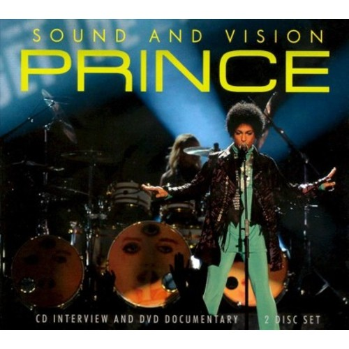 Sound & Vision [CD/DVD] [CD & DVD]