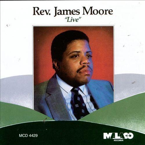 Live: Rev. James Moore [CD]