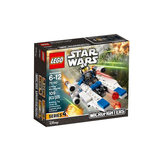 LEGO Disney Star Wars U-Wingu0026#8482; Microfighter #75160