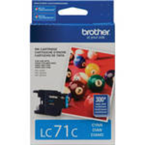 LC71C Innobella Standard Yield Cyan Ink Cartridge