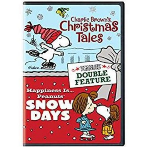Peanuts Double Feature: Charlie Brown's Christmas Tales / Happiness Is...Peanuts: Snow Days [DVD]