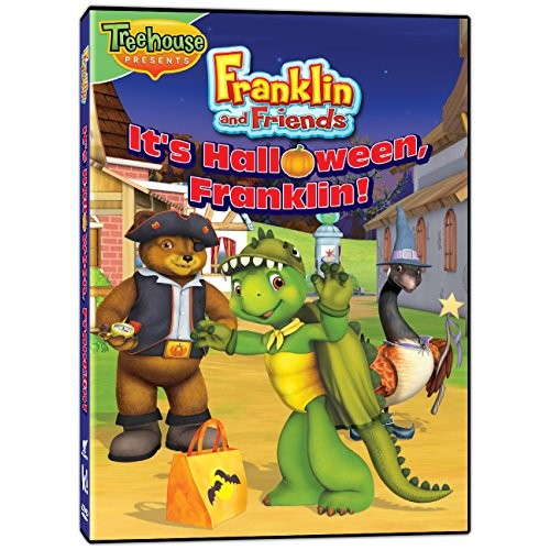 Franklin and Friends-It's Halloween Franklin!