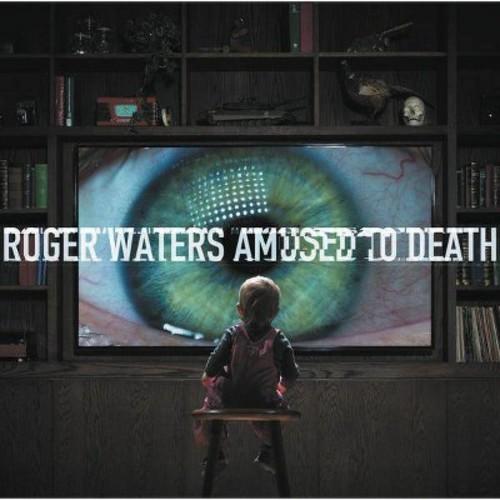 Amused to Death [CD]