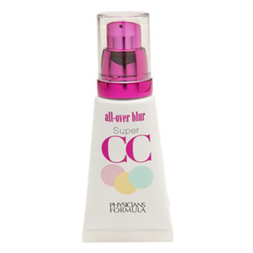 Physicians Formula Super CC Color-Correction + Care all-over blur CC Cream SPF 30, Light/Medium