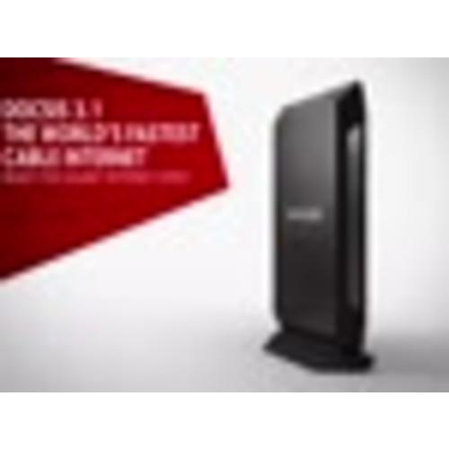 NETGEAR CM1000 Ultra-high-speed cable modem