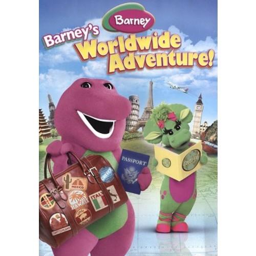 Barney:Barney's Worldwide Adventure (DVD)