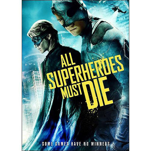 All Superheroes Must Die: James Remar, Lucas Till, Jason Trost: Movies & TV