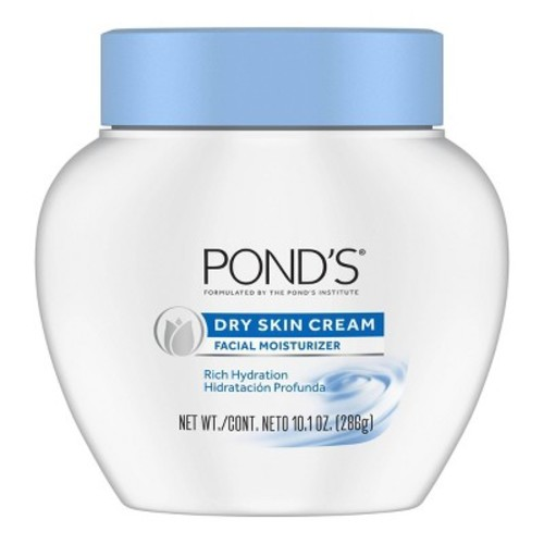 Pond's Dry Skin Cream 10.1 OZ : Body Lotions : Beauty