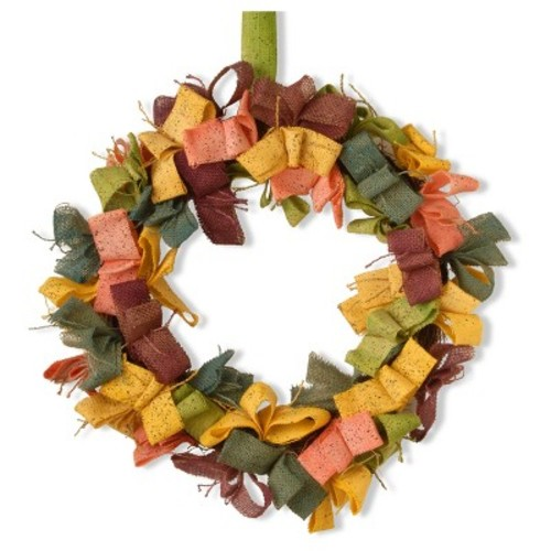 National Tree Company 22 in. Garden Accents Easter Wreath