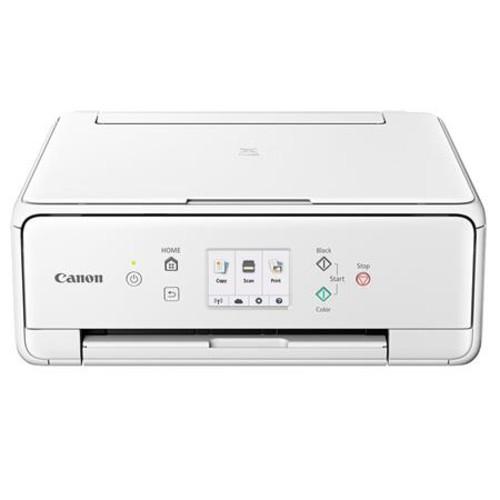 Canon PIXMA TS6120 Wireless Office All-In-One Printer, White