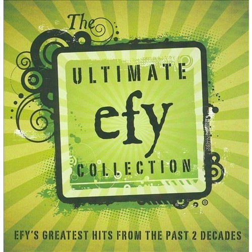 The Ultimate Efy Collection [CD]