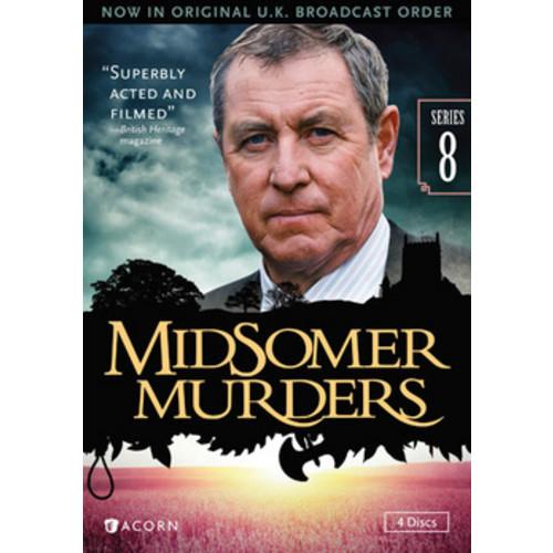 Midsomer Murders: Series 8 (DVD)