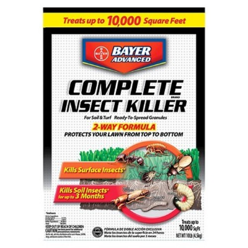 Bayer Advanced Complete Insect Killer 10lb Granules