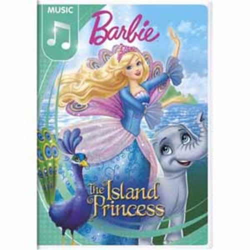 Barbie As The Island Princess (DVD)