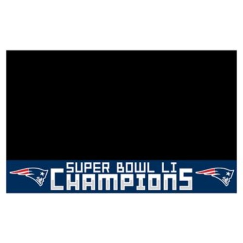 NFL New England Patriots Super Bowl LI Champions Grill Mat