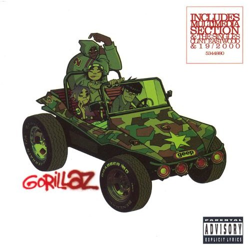 Gorillaz [2006 Bonus Tracks] [CD] [PA]