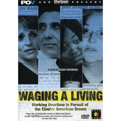 Waging a Living [DVD] [2005]