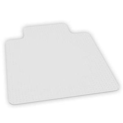 ES Robbins Professional Clear 36 in. x 48 in. Carpet Vinyl Chair Mat
