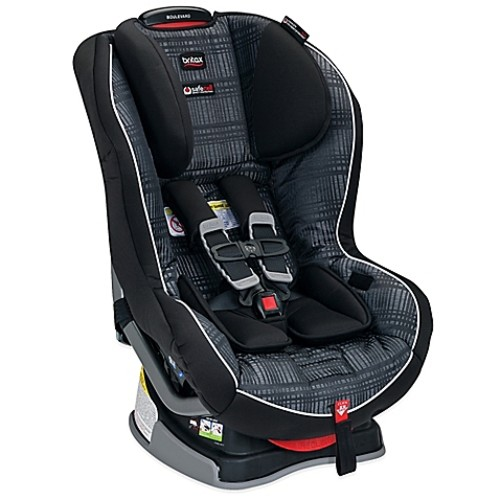 BRITAX Boulevard (G4.1) Convertible Car Seat in Domino