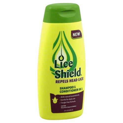 Lice Shield Shampoo & Conditioner in 1, 10 fl oz (295 ml)