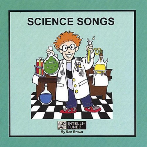 Science Songs [CD]