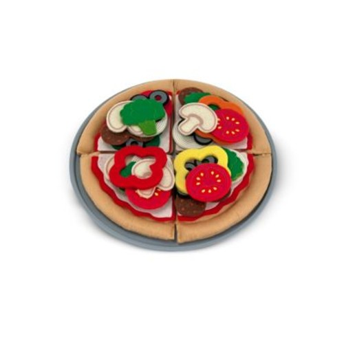 Melissa & Doug - Felt Food Pizza Set