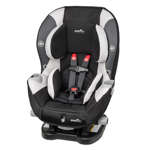 Evenflo Triumph LX Convertible Car Seat - Charleston