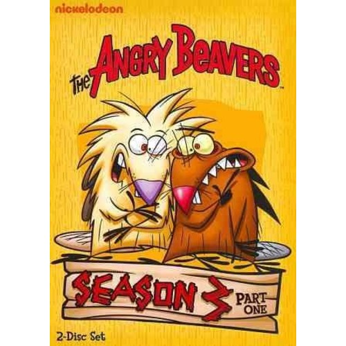 The Angry Beavers: Season Three Part 1 (DVD)