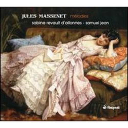 Massenet: Mlodies By Samuel Jean (Audio CD)