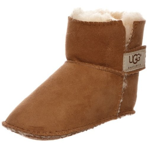 UGG Kids I Erin Boot [Chestnut, Large/6-7 M US Big Kid, Infant (0-12 Months)]
