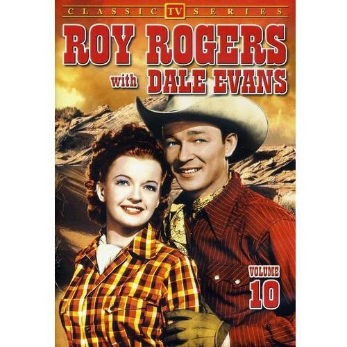 Roy Rogers with Dale Evans: Volume 10