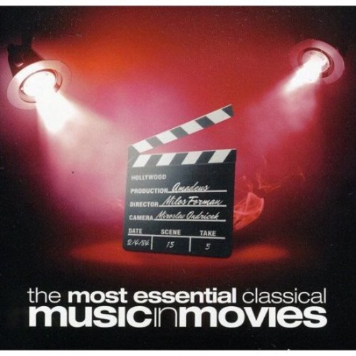 Most Essential Classical Music In Movies - CD