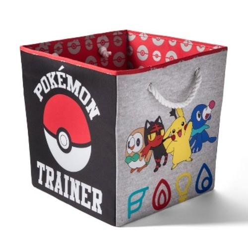 Pokemon Storage Bin