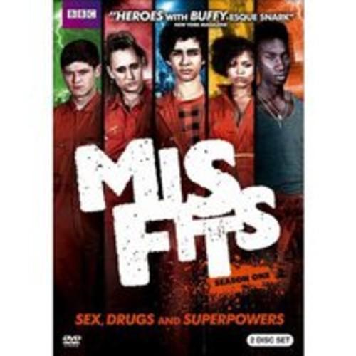 Misfits: Season One [2 Discs]