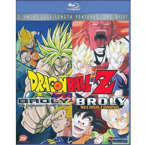 DragonBall Z: - Broly: The Legendary Super Saiyan / Broly: Second Coming (Blu-ray) (Widescreen)