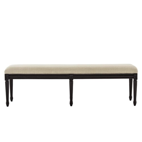 Home Decorators Collection Jacques Antique Black Bench