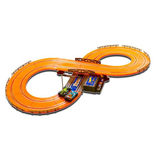 Hot Wheels Batter Operated 9.3-foot Slot Track