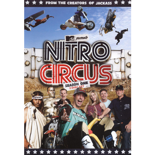 Nitro Circus: Season One [2 Discs] [DVD]