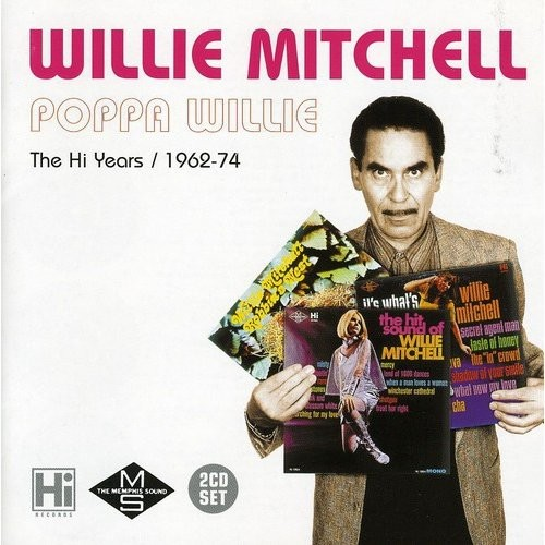 The Best Of Willie Mitchell - Willie Mitchell