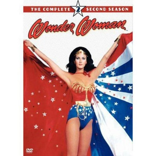 Wonder woman:Complete second season (DVD)