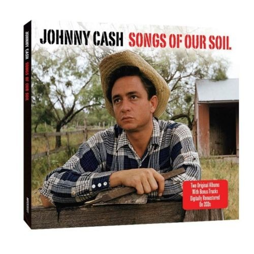 Songs of Our Soil [CD]