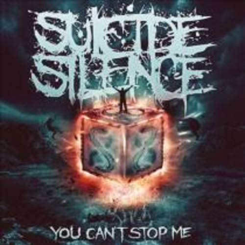 You Can't Stop Me [CD]