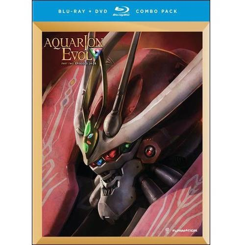 Aquarion Evol: Part 2 [4 Discs] [Blu-ray/DVD]